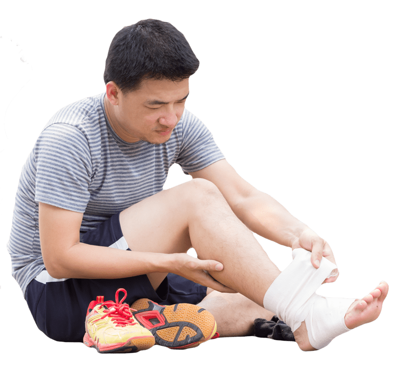 ankle pain treatments B3 medical